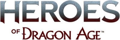 Logo - Heroes of Dragon Age
