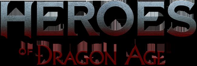 ÐаÑÑинки по запÑоÑÑ Heroes of Dragon Age logo png