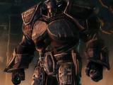 Codex entry: Protector Golem