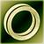 Кольцо (зеленое)