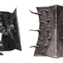 Genlock alpha concept art in <i>Legacy</i> DLC