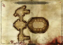Map-Orzammar Proving