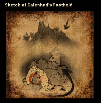 Sketch of Calenhad's Foothold