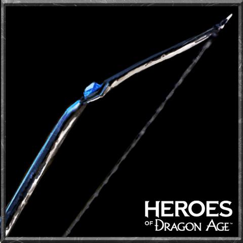 The Lyrium-Reinforced Longbow in <i><a href=
