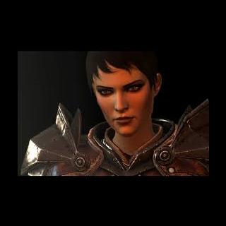 Cassandra in Dragon Age II