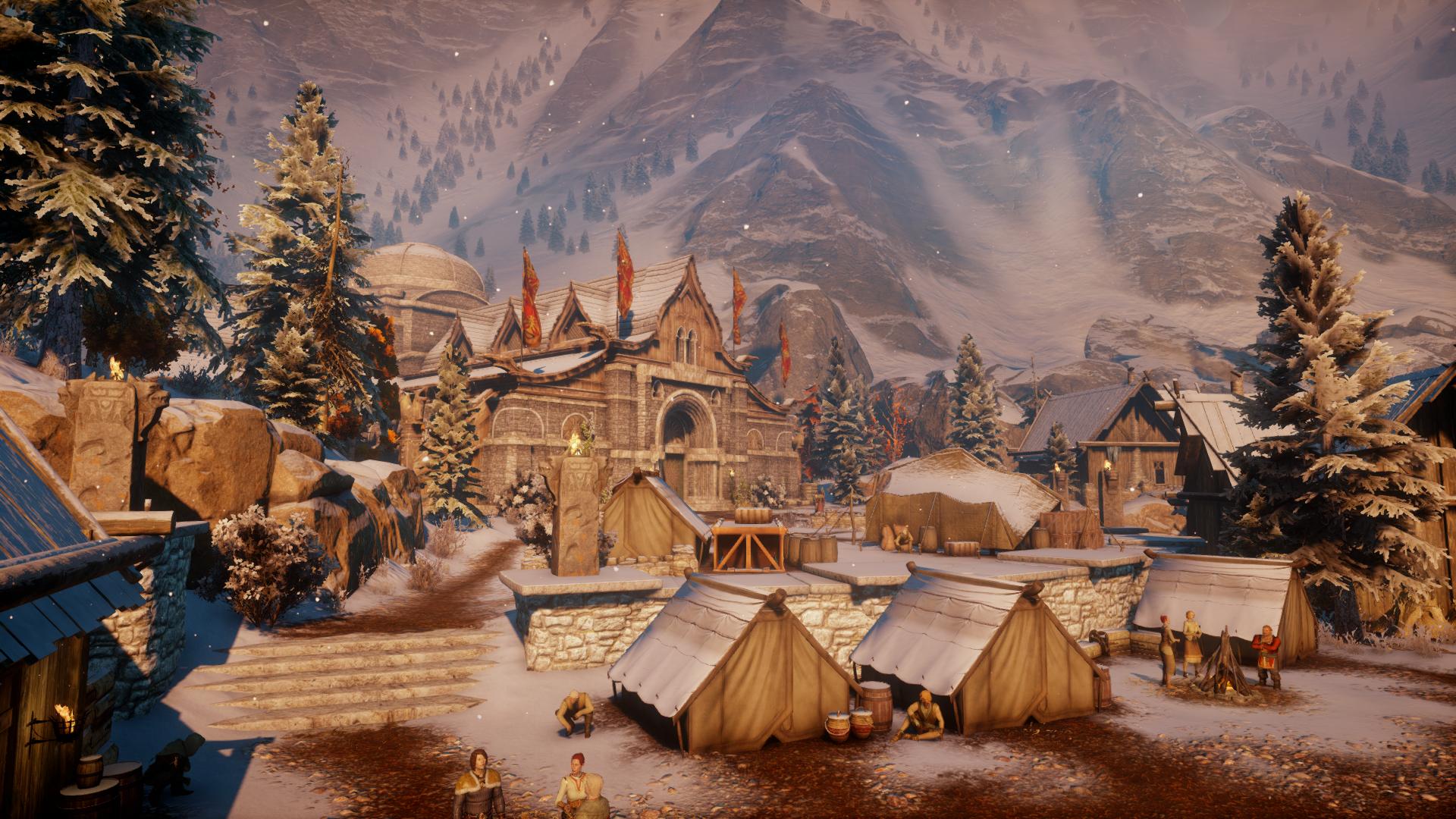 Haven Dragon Age Wiki Fandom Powered By Wikia