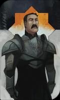 Ser Stroud tarot
