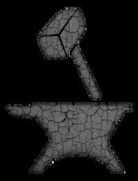Symbol kasty kowali