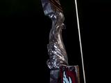 Отменная резная рукоять длинного лука