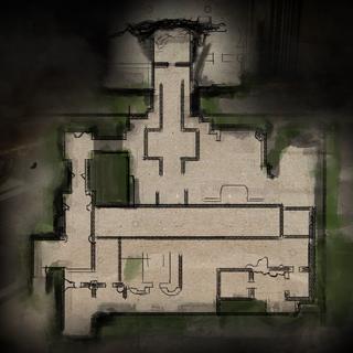 Mapa niższego poziomu
