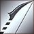 Длинный лук серебряный