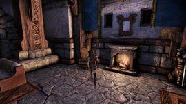 Замок Редклиф, верхний этаж