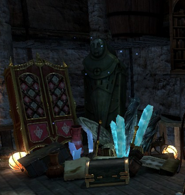 Реликвии и древности из Черного магазина