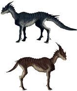 Dracolisk concept