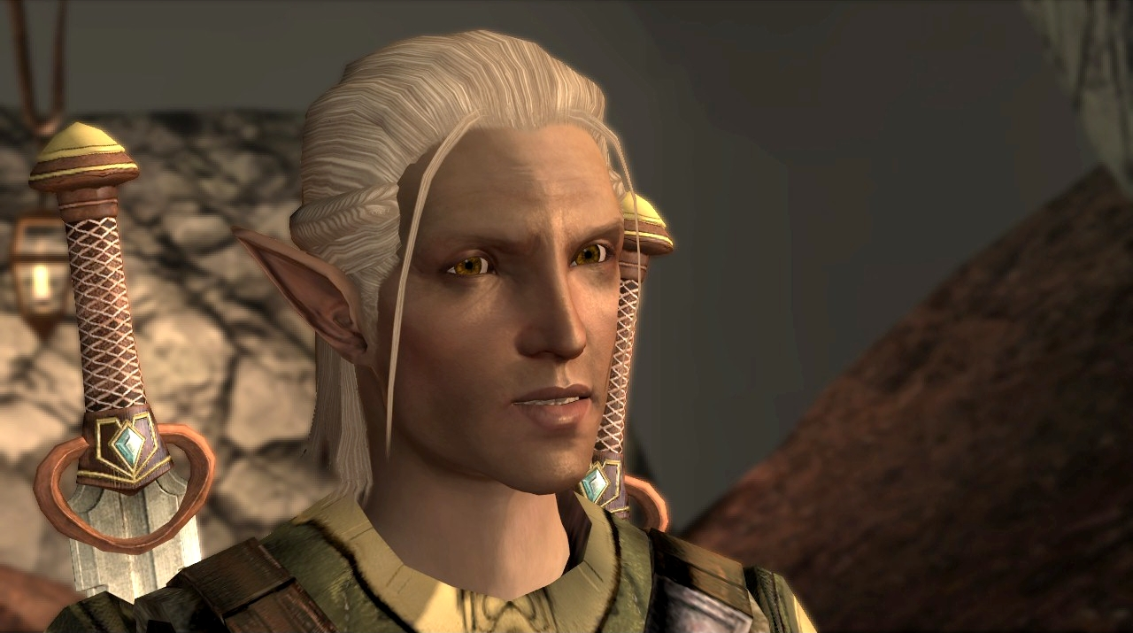 Dragon age origins zevran quest