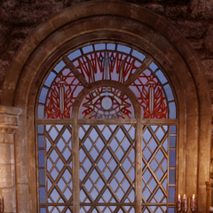 Andrastian Chantry Window