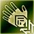 Легкие перчатки (зеленые)