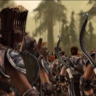 Truppen der Dalish