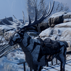 Greater Frostback Elk