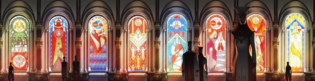 Церковь Андрасте