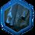 Тронутый тенью буресердник (иконка)