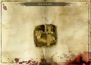 Map-Dirty Back Alley