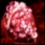 Wolf heart icon