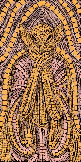 Диртамен (мозайка)