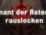 Den Leutnant der Roten Templer rauslocken