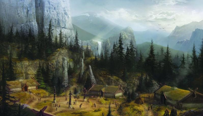 Image result for dragon age inquisition empty country