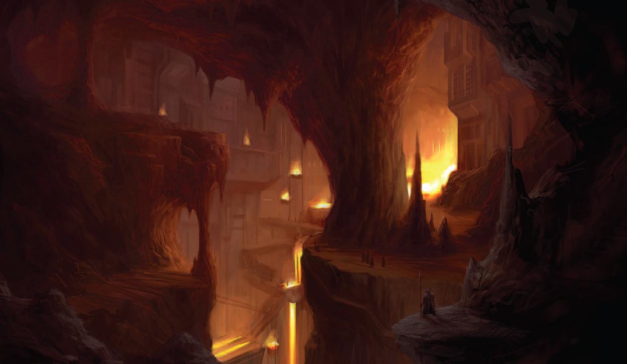 Dragon Age Concept Art Korcari Wilds