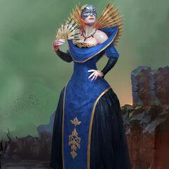 Promotional image of Empress Celene in <i><a href=