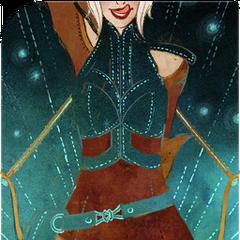 Sera Romance tarot card