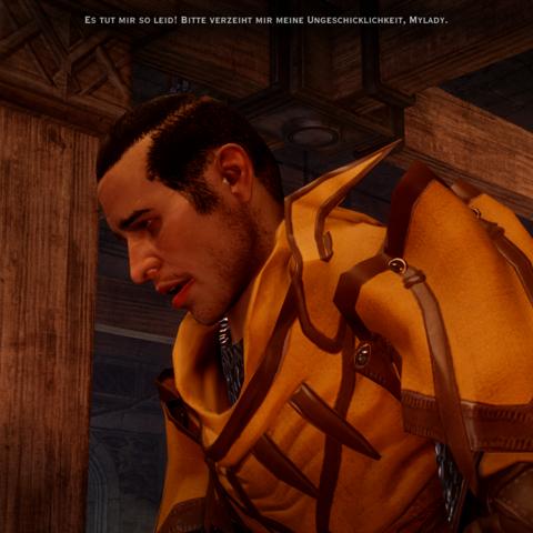 Der Zusammenstoß mit dem Inquisitor