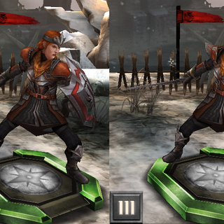 Guard Captain Aveline in <i><a href=