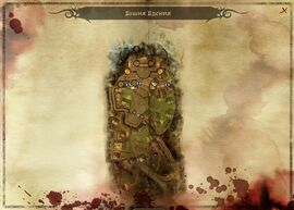 Карта Башня Бдения