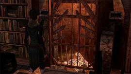 Кольцо из древесины сильвана