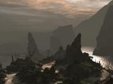 Die Verwundete Küste