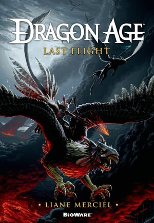 Last Flight cover