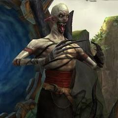 A darkspawn Emissary in <i><a href=