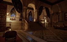 Der Raum hinter der letzten Halla-Tür