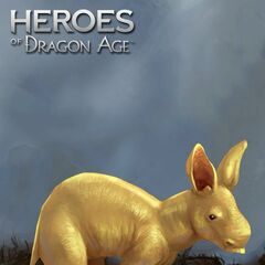 The Golden Nug in <i>Heroes of Dragon Age</i>