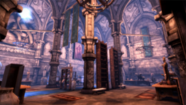 Mage Tower Basement