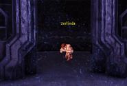 Зерлинда молится