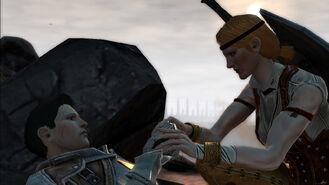 Авелин и умирающий муж
