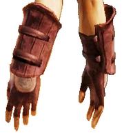 Пластинчатые перчатки