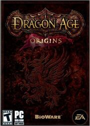 Dragon Age Game Box