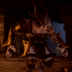 An Ogre in <i>Dragon Age: Inquisition</i>