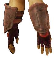 Бронированные гномьи перчатки