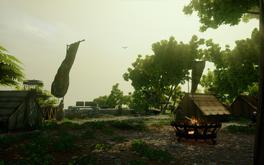 Die Folgen des Hochmuts - Ankunft im Lager